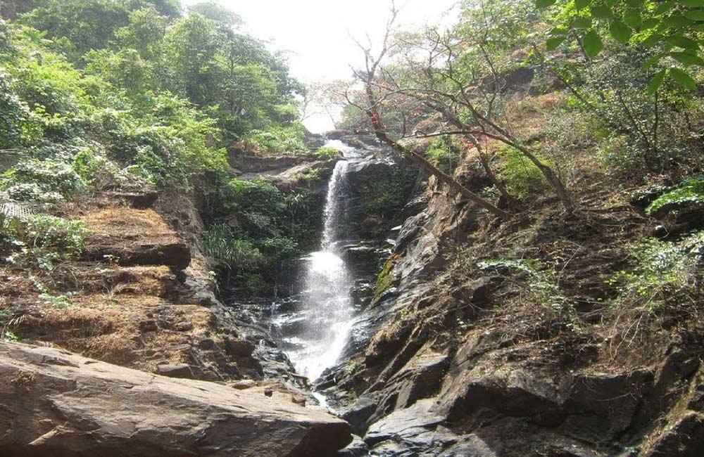 Netravali Falls, Goa