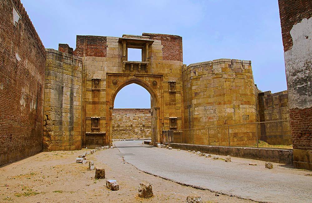 Pavagadh Fortd
