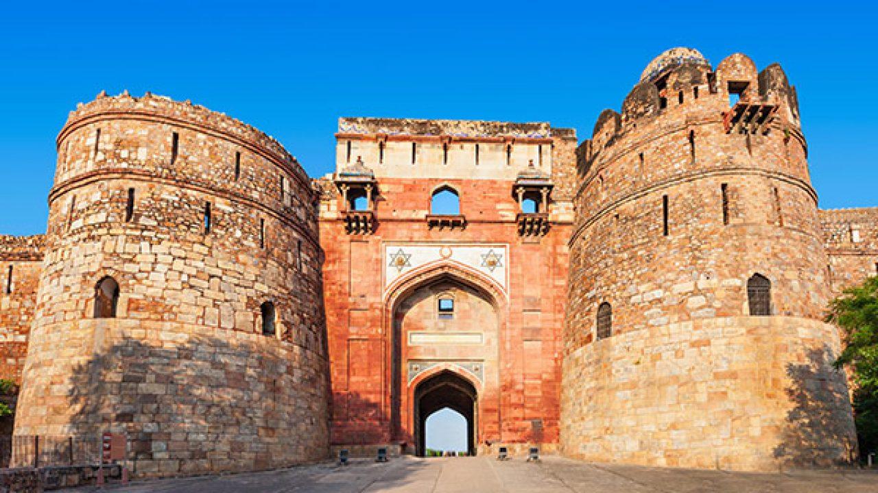 Purana Qila - Old Fort Delhi Quick Facts, History