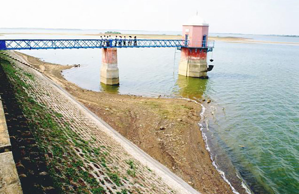 Puzhal Lake, Chennai