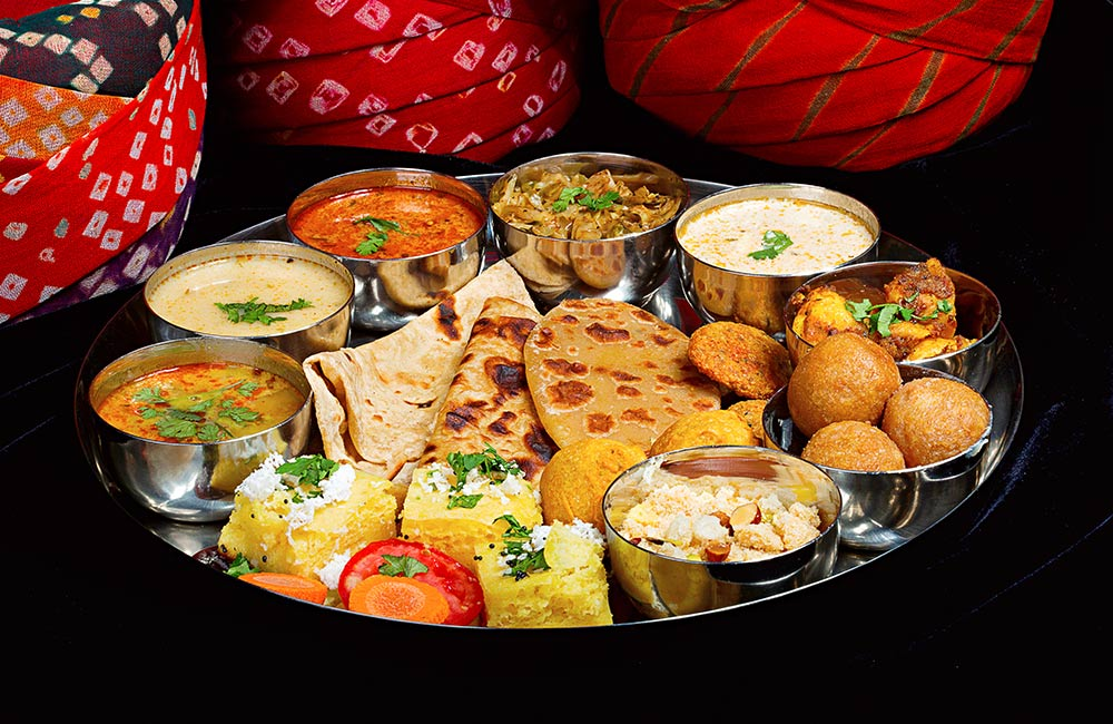 Rajasthani Cuisine, Jaipur