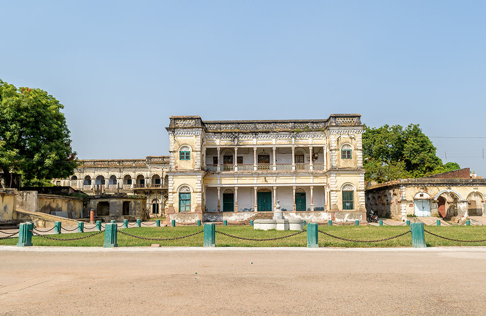 Ramnagar Fort | Best Forts near Patna