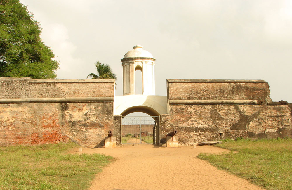 Sadras Dutch Fort