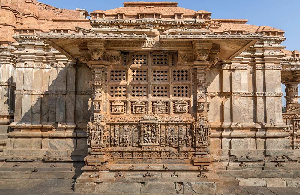 Sahastrabahu Temple, Udaipur