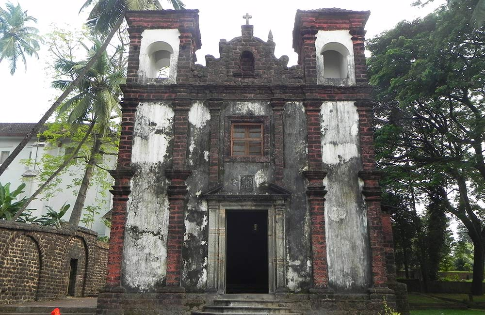 Saint Catherine's Chapel, Goa