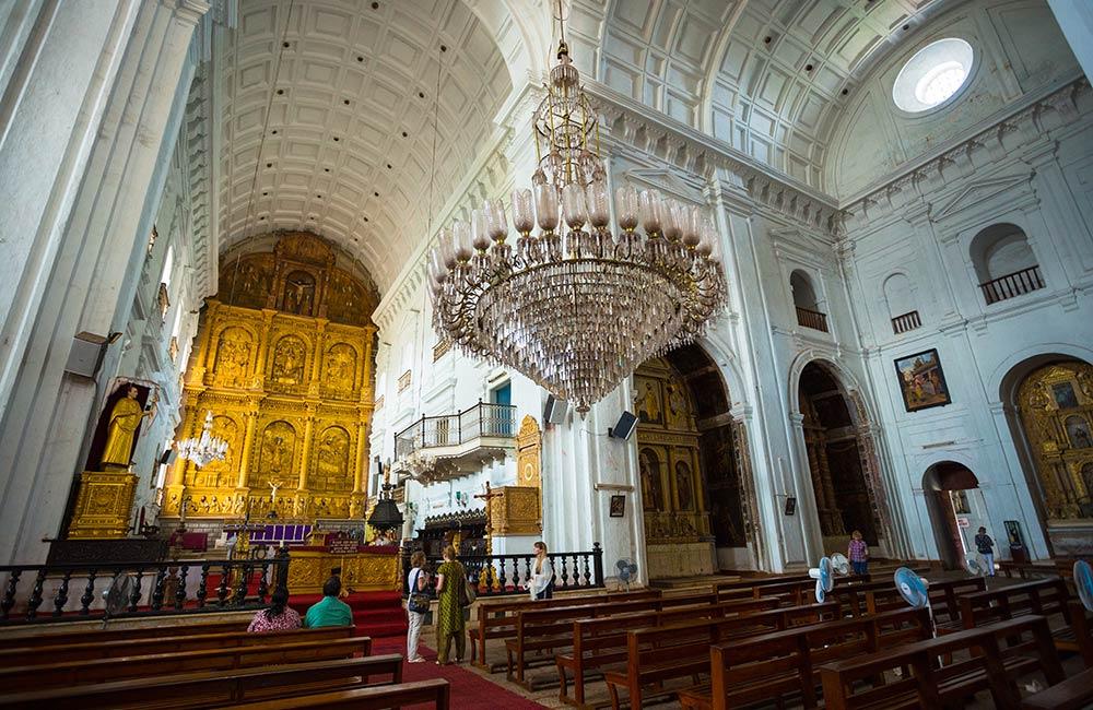 Sé Catedral de Santa Catarina, Goa