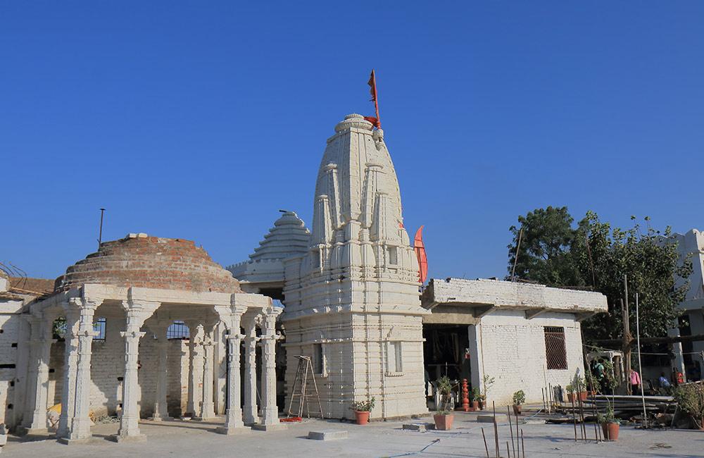Shri Manshapurna Karni Mata Temple, Udaipur