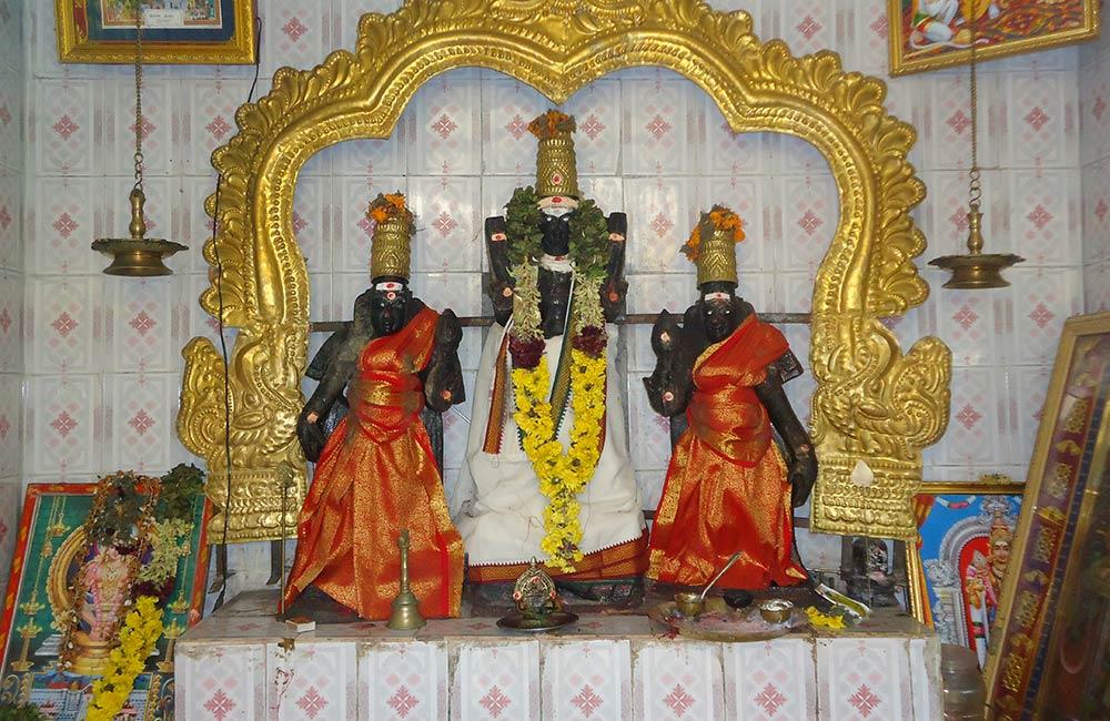 Sri Karthikeya Swamy Temple, Chandigarh