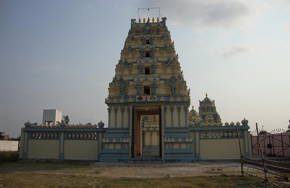Sri Venkateswara Temple, Lucknow