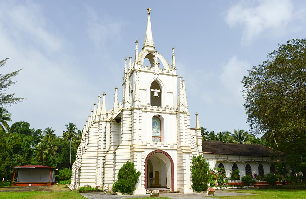 Andrew's Church, Goa