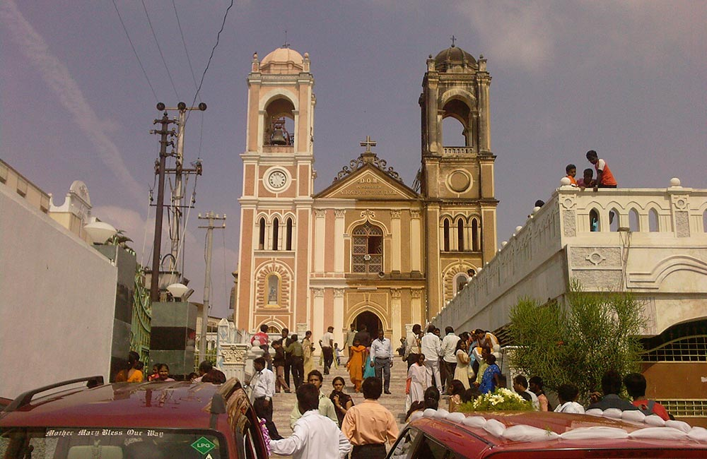 Joseph's Cathedral, Hyderabad