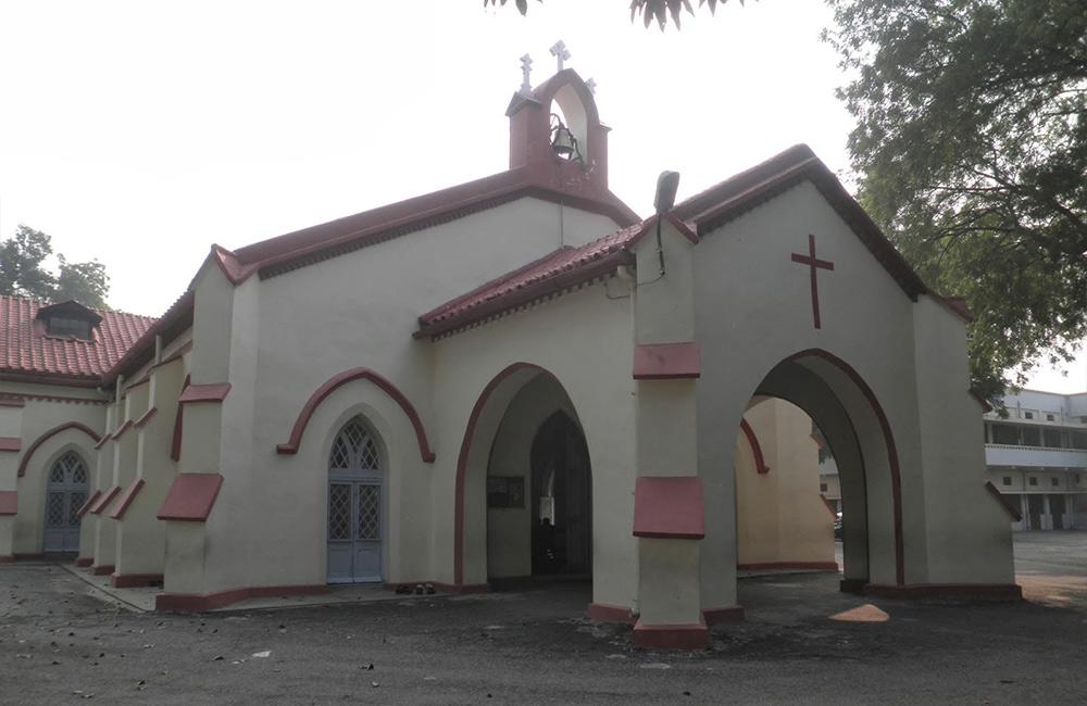 St. Paul's Church, Lucknow