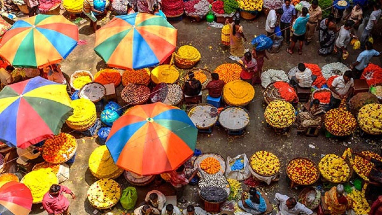 Top 10 Street Shopping in Bangalore (2019) Street Market in