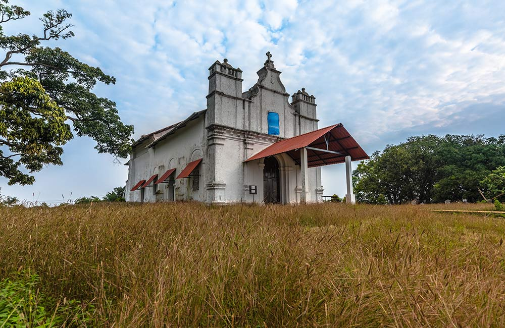 Three Kings Chapel, Goa
