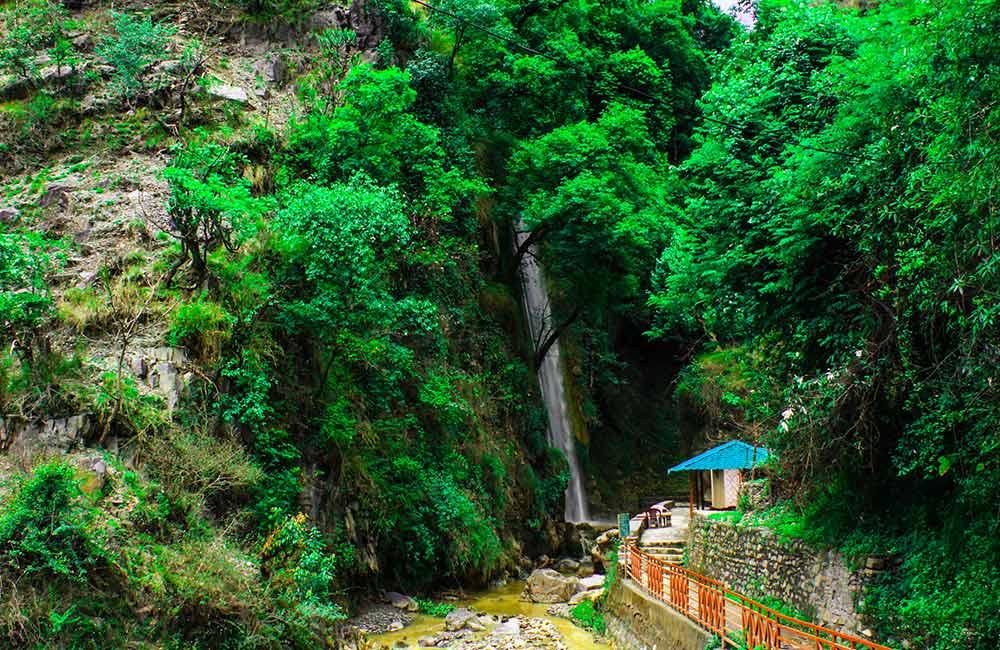 Tiger Falls, Dehradun