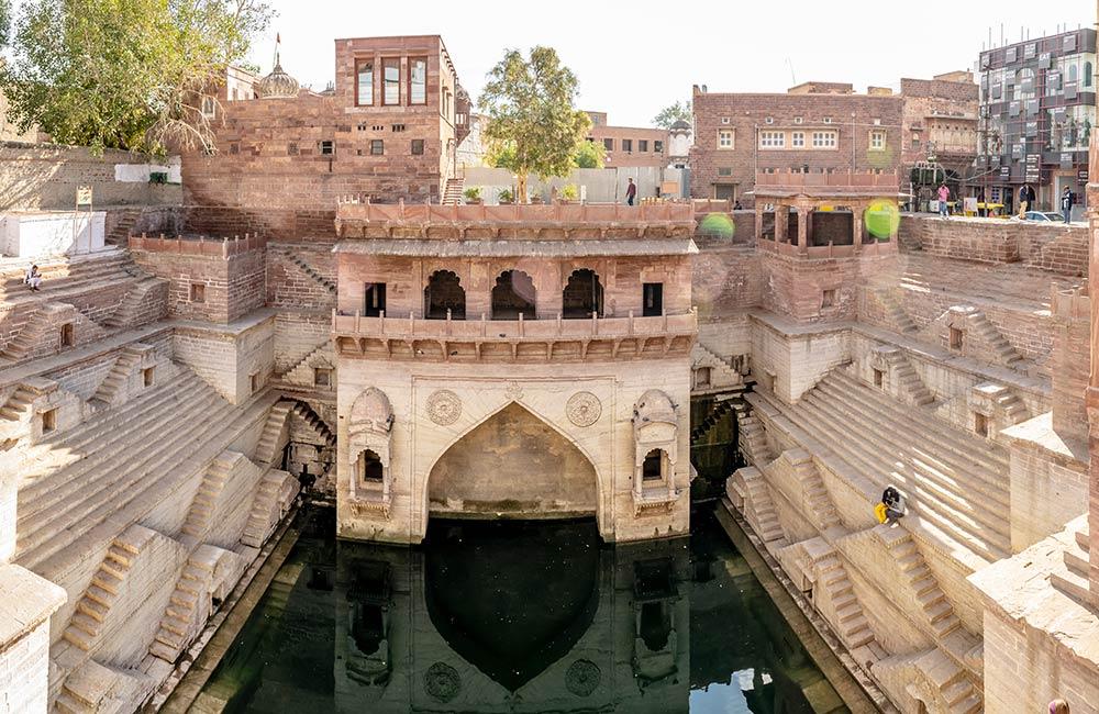 Splendor of Toorji Ka Jhalra | #15 of 20 Things to Do in Jodhpur