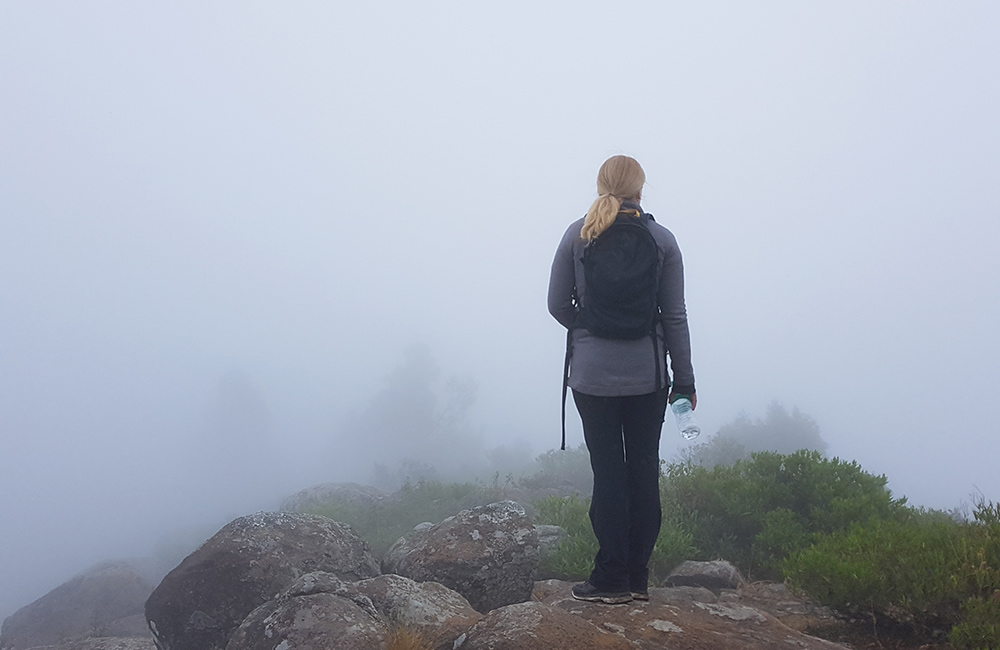 Trekking, Coorg