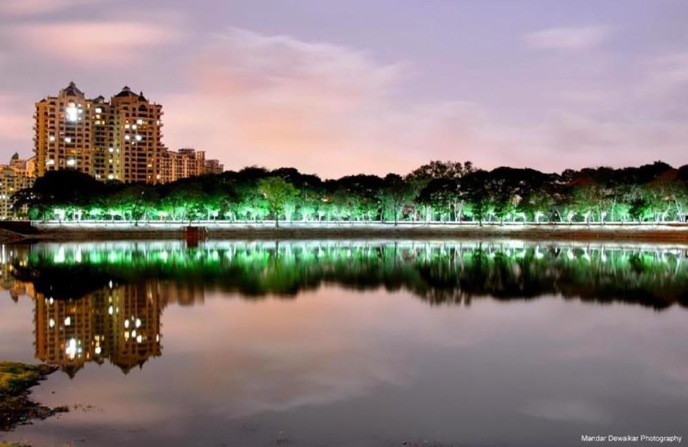 Upvan Lake, Mumbai