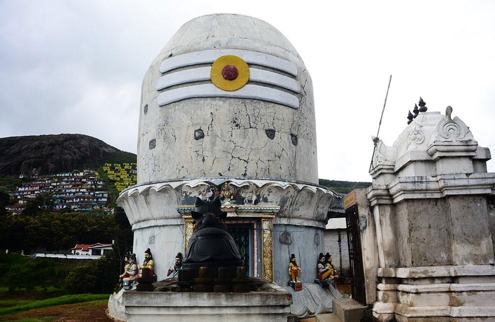 Valparai Linga Temple, Ooty