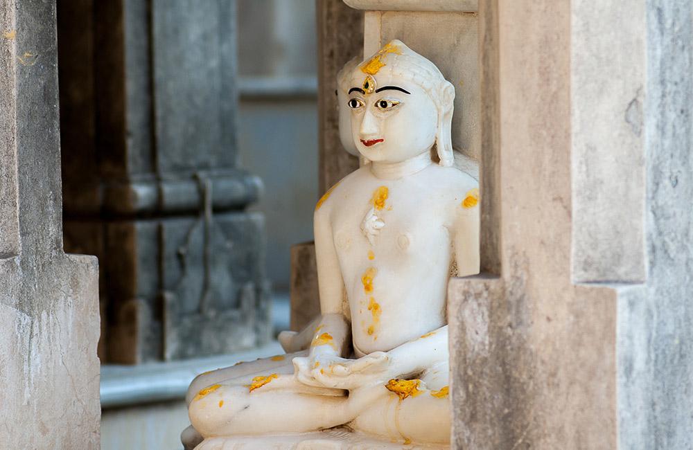 Vasupujya Swami Shwetambar Jain Temple, Ooty