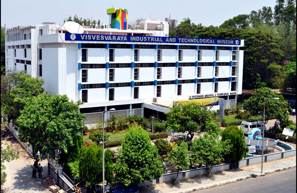 Visvesvaraya Industrial and Technological Museum, Bangalore