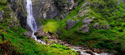 15 Bewitching Waterfalls near Delhi