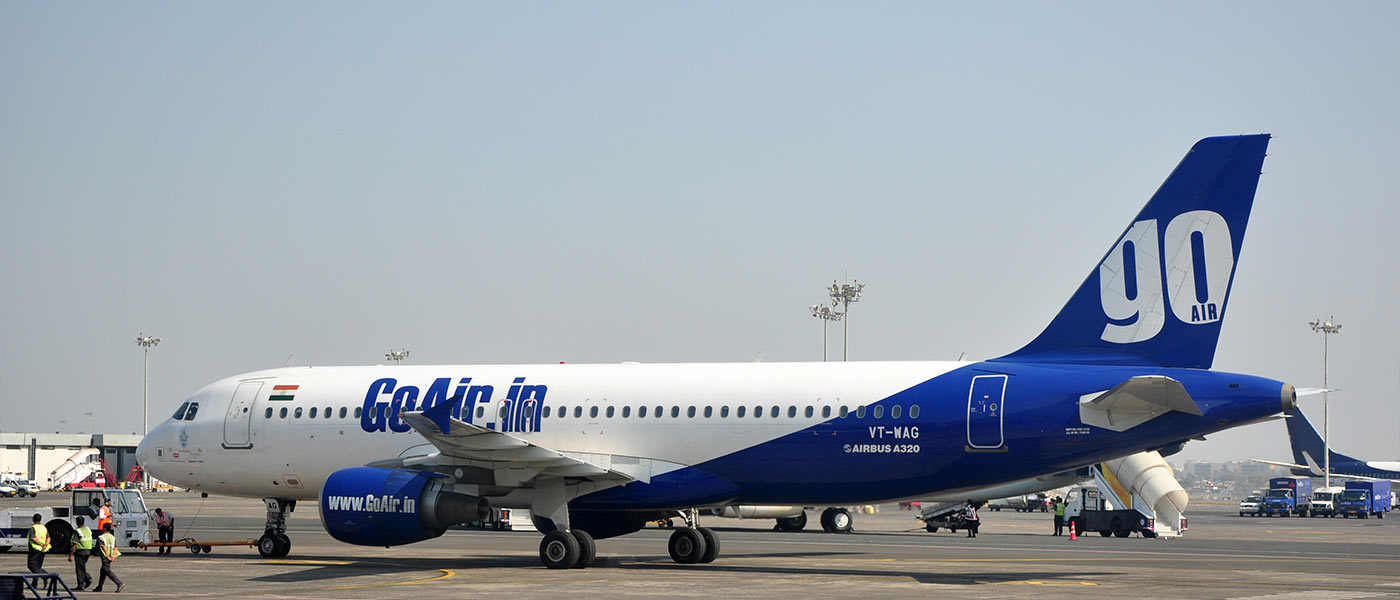 GoAir Web Check In