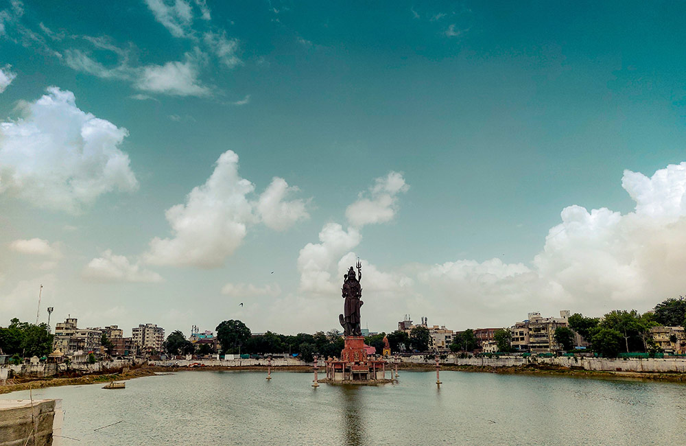 Tallest Rocksin Soorsagar | #6 of 20 Things to Do in Jodhpur