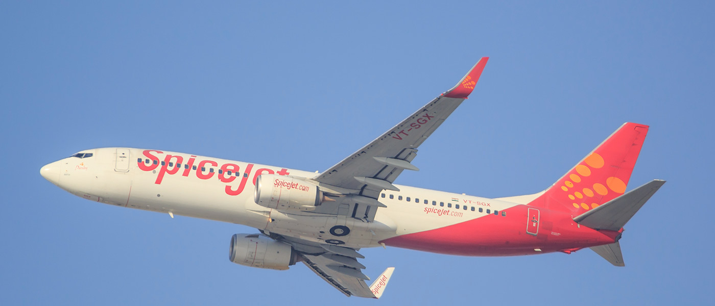 SpiceJet Web Check In