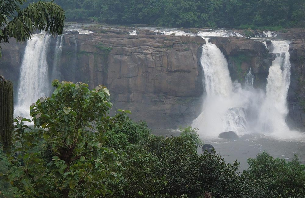 Athirappilly Falls, Kerala