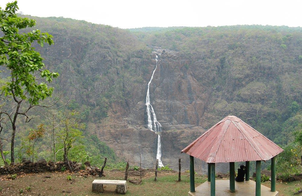 Barehipani Falls, Odisha