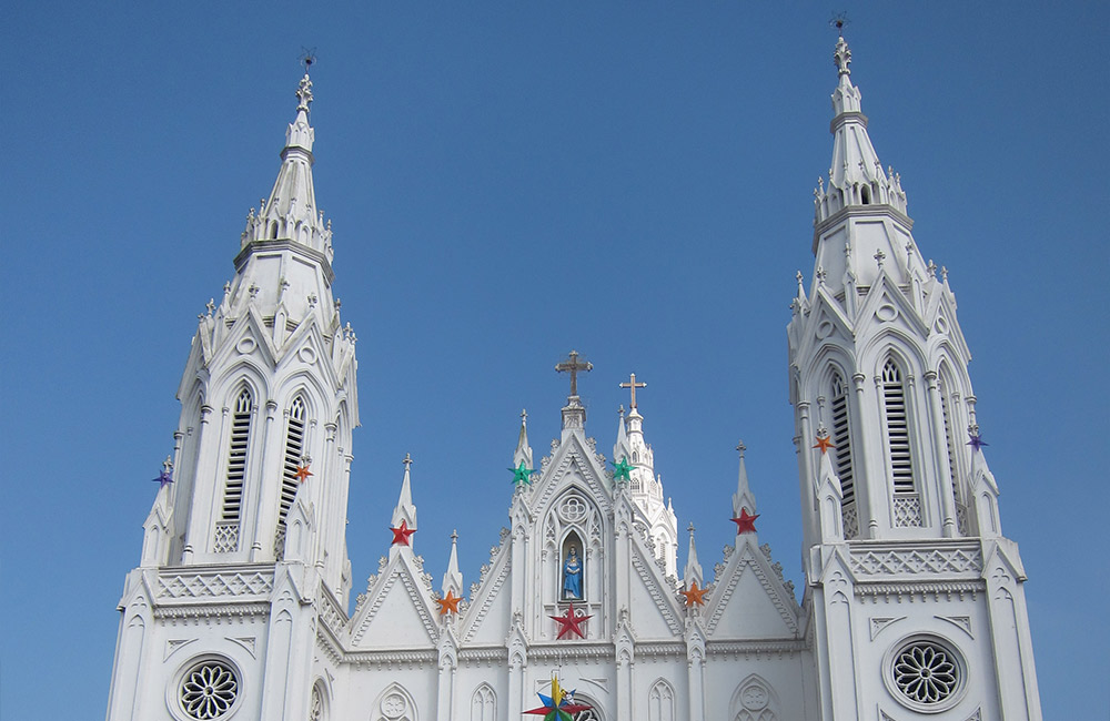 Basilica of Our Lady of Dolours,Thrissur