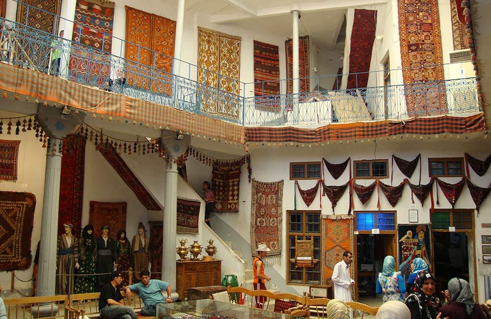 Calico Textile Museum, Ahmedabad