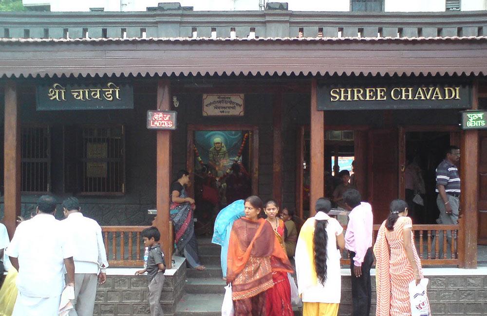 Chavadi, Shirdi