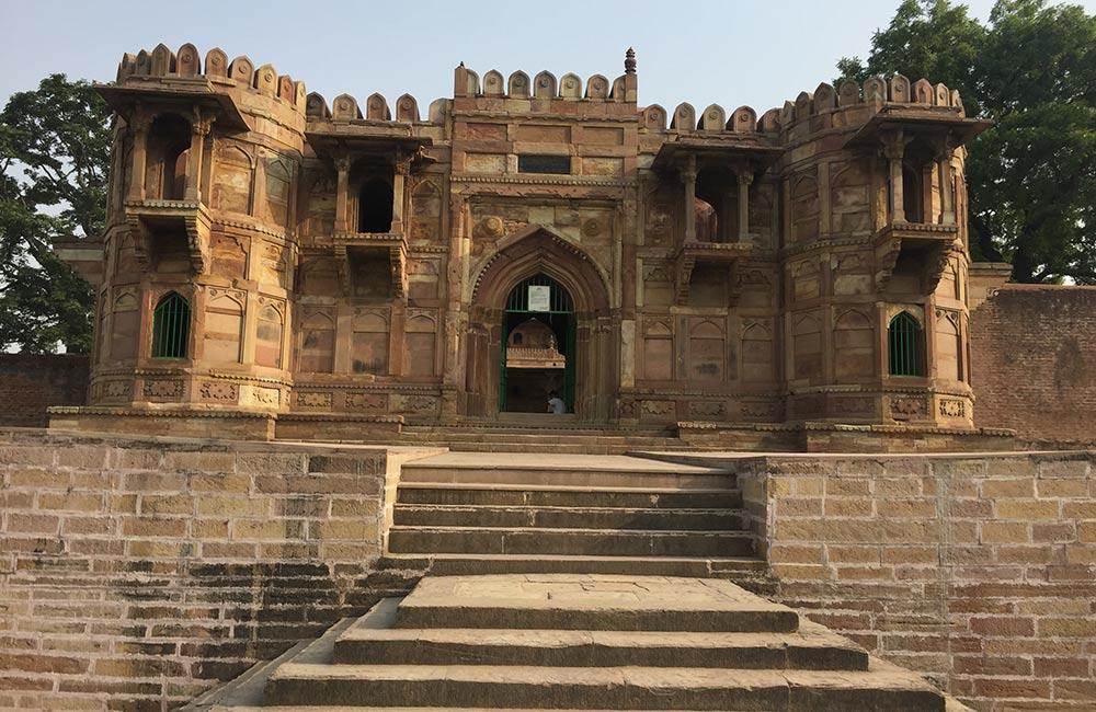 Choti Dargah