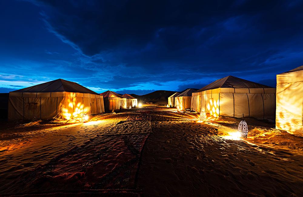 Desert Camping, Pushkar