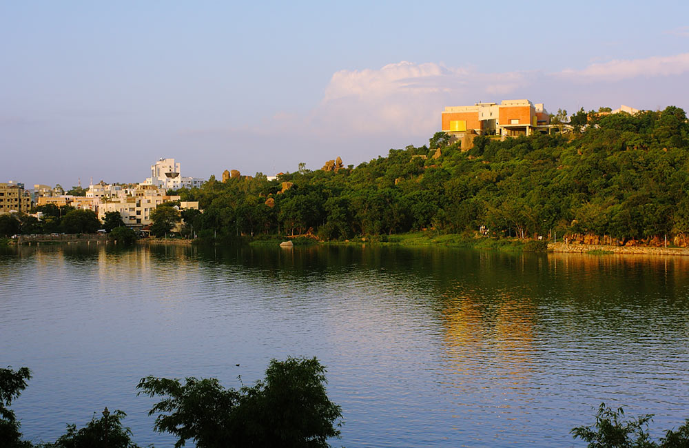 Durgam Cheruvu, Hyderabad
