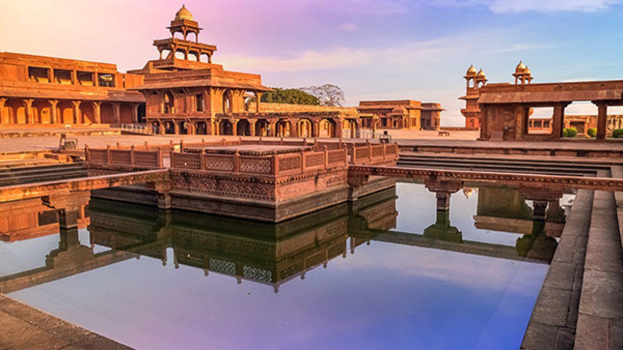 Risultati immagini per Fatehpur Sikri