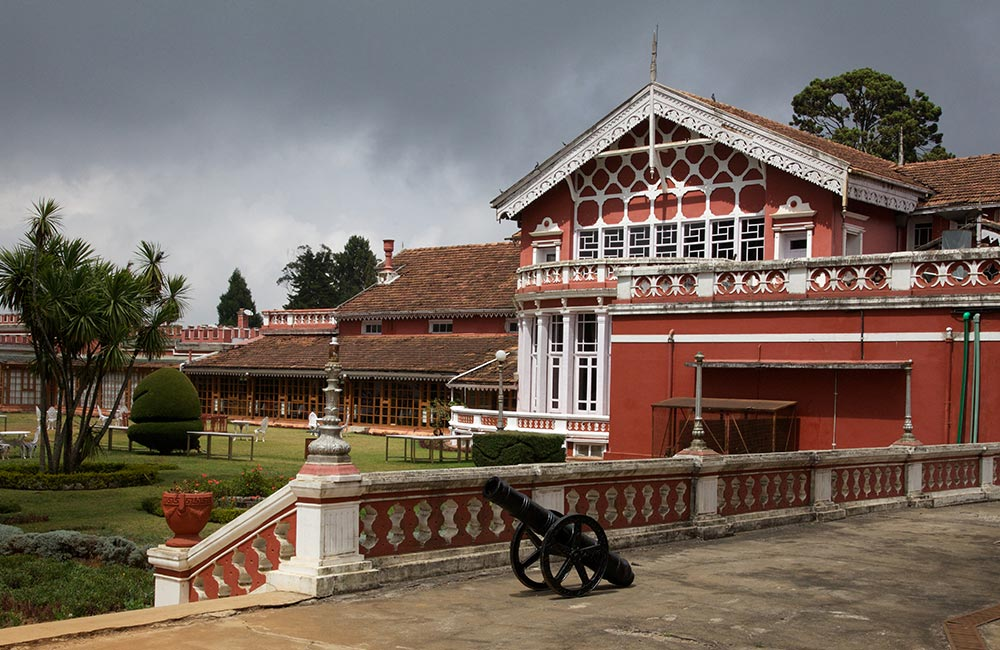 Ferrnhills Royale Palace, Ooty