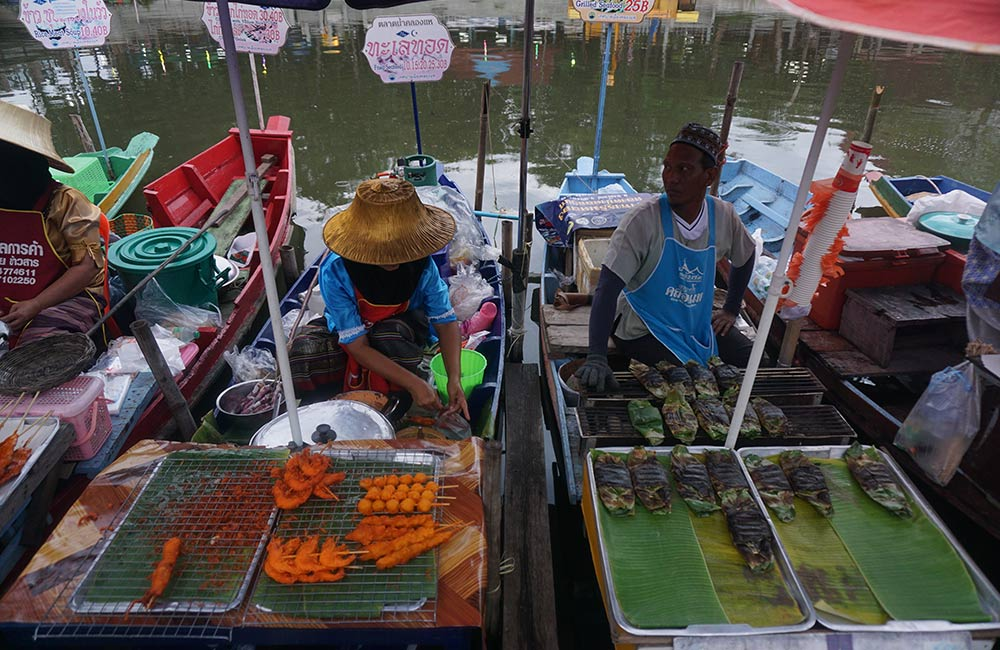 Floating Market Patuli, Kolkata