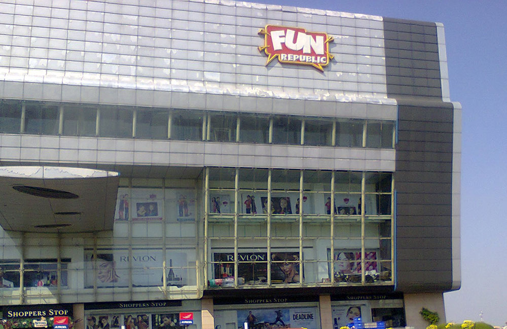 Fun Republic Mall, Lucknow