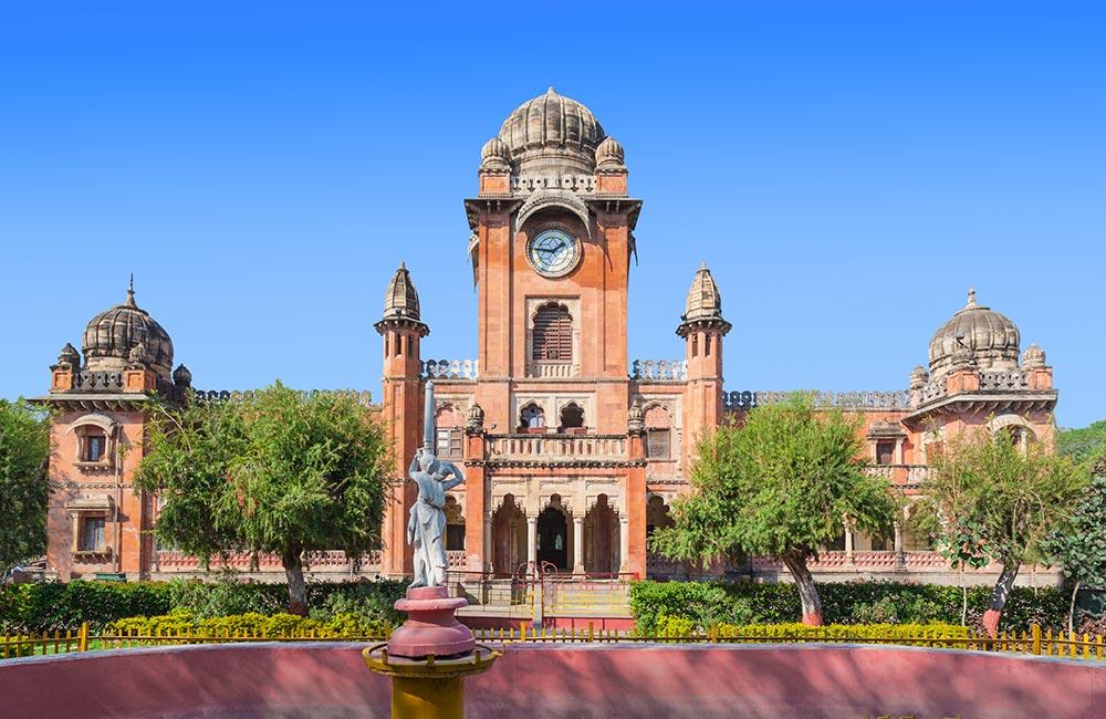 Gandhi Hall, Indore