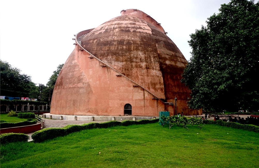 Gol Ghar, Patna