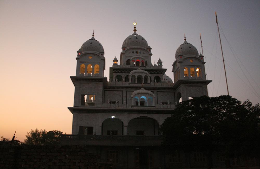 Gurudwara Singh Sabha, Pushkar