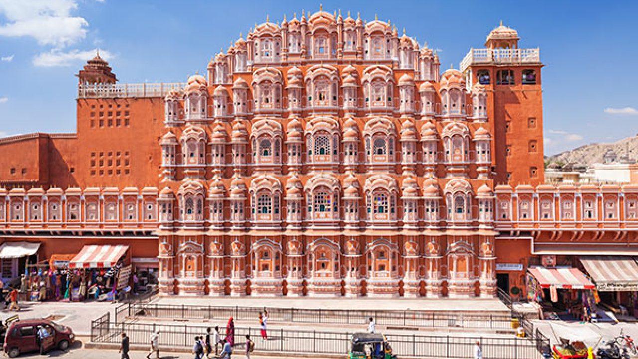 Hawa Mahal, Jaipur: Information, History, Architecture, Entry Fee ...