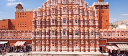 Hawa Mahal in Jaipur: A Stunning Palace of Breeze