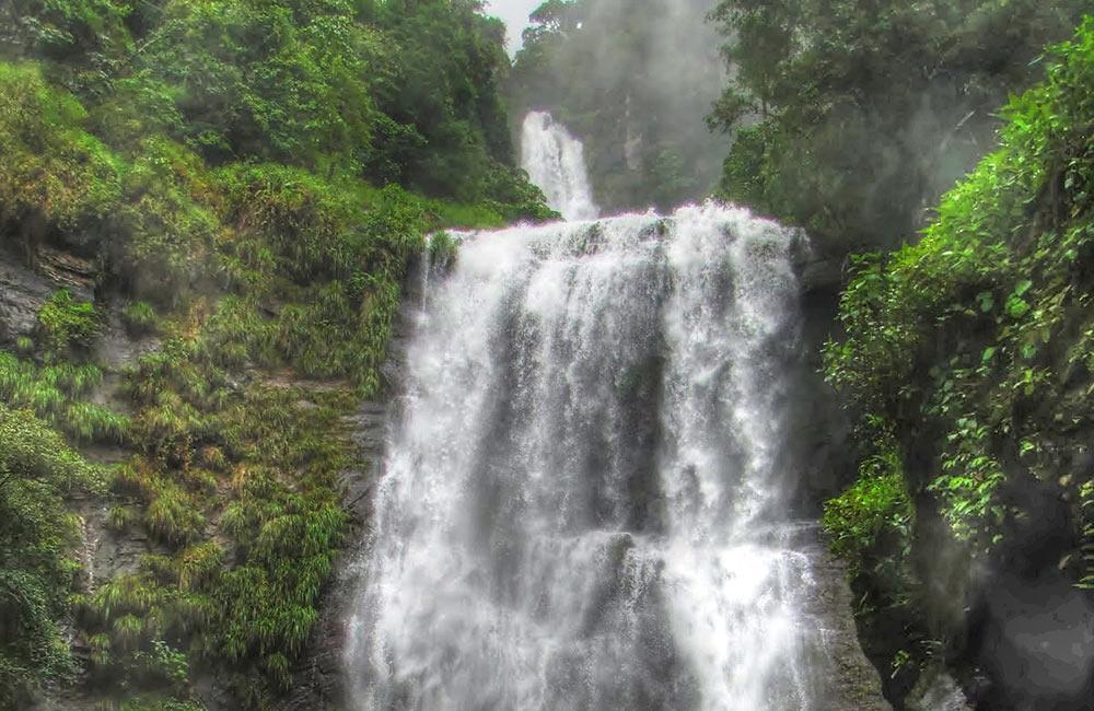 Hebbe Falls, Karnataka
