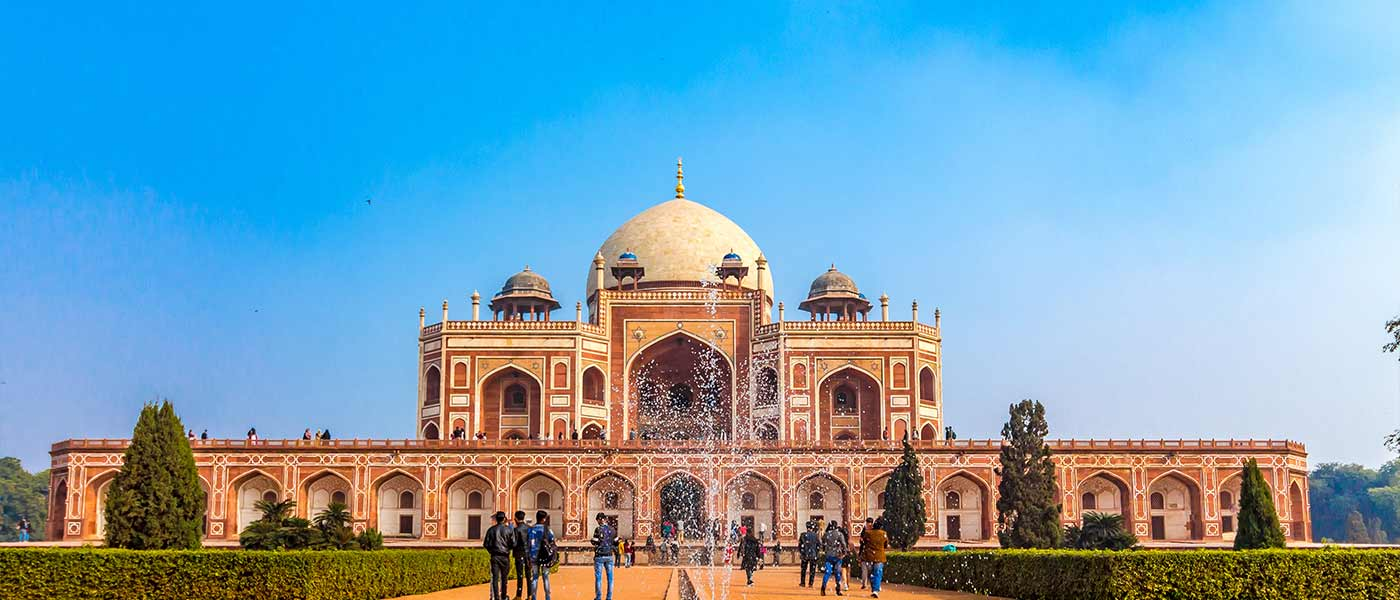 Humayun's Tomb, Delhi: A Mausoleum in Delhi with Unmatched Architectural Grandeur