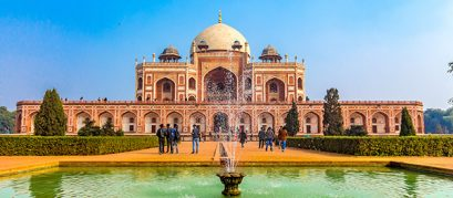 Humayun's Tomb: A Mausoleum in Delhi with Unmatched Architectural Grandeur