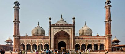 Jama Masjid, Delhi: A Magnificent Place of Worship